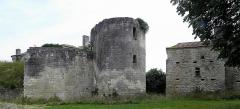 Château de Mareuil - Français:   Château de Mareuil-sur-Belle (24).