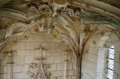 Château de Mareuil - Français:   Château de Mareuil, la chapelle renaissance.