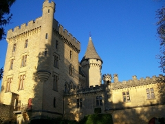Château de Puymartin - This building is indexed in the Base Mérimée, a database of architectural heritage maintained by the French Ministry of Culture,under the reference PA00082633 .
