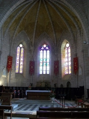 Eglise Saint-Dominique - This building is classé au titre des monuments historiques de la France. It is indexed in the base Mérimée, a database of architectural heritage maintained by the French Ministry of Culture,under the reference PA00082653 .