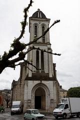 Eglise Saint-Pierre-ès-Liens -  Un monument historique de Montignac.