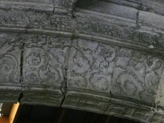 Couvent de Sainte-Marthe - Français:   Détail d\'un arc de à l\'intérieur de la chapelle Saint-Jean-Baptiste, Périgueux, Dordogne, France.