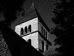 Eglise Saint-Léonce -  Église Saint-Léonce de Saint-Léon-sur-Vézère
