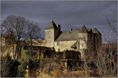 Château de Salignac - Français:   Château de Salignac, Salignac-Eyvigues