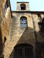 Chapelle des Pénitents Bleus ou chapelle Saint-Benoît - English: Sarlat-la-Canéda, Dordogne, FRANCE