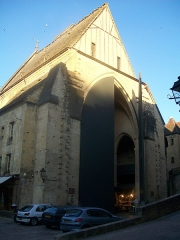 Ancienne église Sainte-Marie - This building is indexed in the Base Mérimée, a database of architectural heritage maintained by the French Ministry of Culture,under the reference PA00082930 .