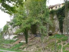 Abri Blanchard - Français:   L\'abri Blanchard I, site préhistorique sur la commune de Sergeac, dans le vallon de Castel Merle, Dordogne, France.
