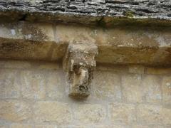 Eglise Saint-Pantaléon - This building is classé au titre des monuments historiques de la France. It is indexed in the base Mérimée, a database of architectural heritage maintained by the French Ministry of Culture,under the reference PA00083001 .