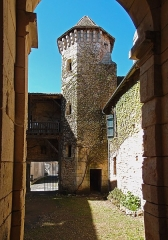 Château - This building is inscrit au titre des monuments historiques de la France. It is indexed in the base Mérimée, a database of architectural heritage maintained by the French Ministry of Culture,under the reference PA00083050 .