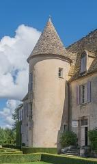 Château de Marqueyssac - English: Castle of Marqueyssac, commune of Vézac, Dordogne, France