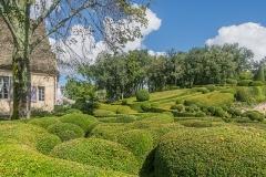 Château de Marqueyssac - English: Castle of Marqueyssac and its garden, commune of Vézac, Dordogne, France