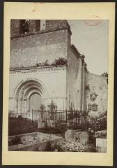 Eglise Saint-Pierre d'Espessas -