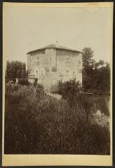 Moulin fortifié -