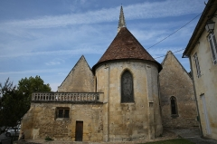 Eglise Saint-Saturnin - Français:   Église Saint-Saturnin de Baurech