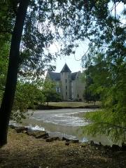 Château de Francs ou des Douze Portes - English: summer 2012
