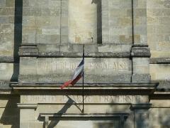 Eglise Saint-Pierre - English: summer 2012