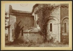 Eglise Saint-Eutrope et ancien prieuré -
