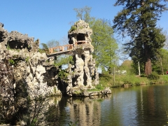 Parc et Grotte de Majolan - This building is indexed in the Base Mérimée, a database of architectural heritage maintained by the French Ministry of Culture,under the reference PA00083148 .