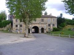 Citadelle de Blaye - Français:   Citadelle de Blaye, Gironde. Porte Royale vue de l\'intérieur de la citadelle.