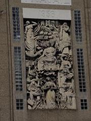 Bourse du Travail - Français:   Art de la bourse du travail. 1936
