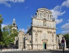 Eglise Saint-Bruno - Bordeaux (France): église Saint-Bruno