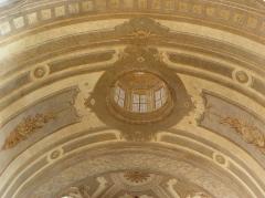 Eglise Saint-Bruno - Fresques en trompe l'œil de l'église Saint-Bruno de Bordeaux (33).