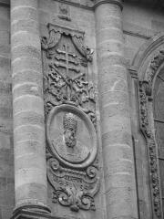 Eglise Saint-Dominique ou Notre-Dame - Français:   L\'Eglise Notre Dame, place du Capelet, Bordeaux.