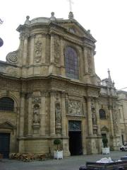 Eglise Saint-Dominique ou Notre-Dame - Français:   Eglise Notre-Dame de Borceaux.