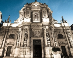 Eglise Saint-Dominique ou Notre-Dame -  Église Notre-Dame de Bordeaux (33).