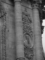 Eglise Saint-Dominique ou Notre-Dame - Français:   Portrait du Pape Benedicte XI
