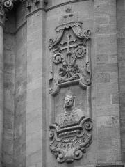Eglise Saint-Dominique ou Notre-Dame - Français:   Portrait du Pape Albertus