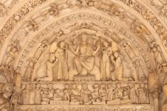 Eglise Saint-Seurin - English:  Bordeaux, Aquitaine, Gironde, France;; ref PM_094282_F_Bordeaux;; Photographer: Paul M.R. Maeyaert; www.pmrmaeyaert.eu; © Paul M.R. Maeyaert; pmrmaeyaert@gmail.com; Cultural heritage; Cultural heritage/Sculpture; Europeana; Europe/France/Bordeaux;