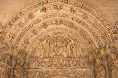 Eglise Saint-Seurin - English:  Bordeaux, Aquitaine, Gironde, France;; ref PM_094279_F_Bordeaux;; Photographer: Paul M.R. Maeyaert; www.pmrmaeyaert.eu; © Paul M.R. Maeyaert; pmrmaeyaert@gmail.com; Cultural heritage; Cultural heritage/Sculpture; Europeana; Europe/France/Bordeaux;
