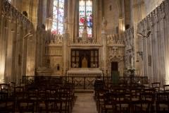 Eglise Saint-Seurin - English:  Bordeaux, Aquitaine, Gironde, France;; ref PM_094276_F_Bordeaux;; Photographer: Paul M.R. Maeyaert; www.pmrmaeyaert.eu; © Paul M.R. Maeyaert; pmrmaeyaert@gmail.com; Cultural heritage; Europeana; Europe/France/Bordeaux;