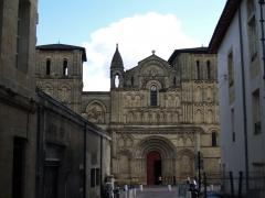 Eglise Sainte-Croix - Abbatiale Sainte-Croix, Bordeaux