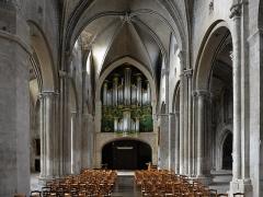 Eglise Sainte-Croix - Abbatiale Sainte-Croix, Bordeaux.
