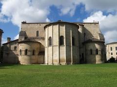 Eglise Sainte-Croix - Abbatiale Sainte-Croix