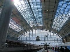 Gare de Bordeaux-Saint-Jean - English: Bordeaux, Bordeaux-Saint-Jean railway station.