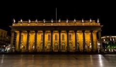 Grand théâtre - Grand théâtre de Bordeaux