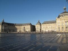 Hôtel de la Bourse - Français:   Hotel de la Bourse - Ville de Bordeaux