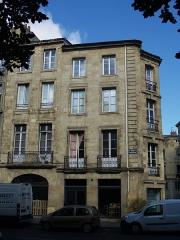 Ancien Hôtel Raba - Vue frontale