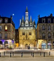 Ancien Hôtel de ville - Porte Cailhau à Bordeaux
