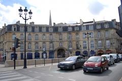 Immeuble - Français:   Immeuble, 1 place Bir-Hakeim (Inscrit, 1951)