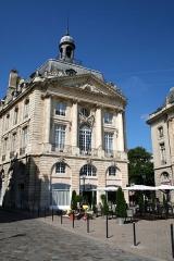Immeuble -  Place de la Bourse, Bordeaux (33)   between 1730 and 1775 date QS:P,+1750-00-00T00:00:00Z/7,P1319,+1730-00-00T00:00:00Z/9,P1326,+1775-00-00T00:00:00Z/9  Place de la Bourse 10