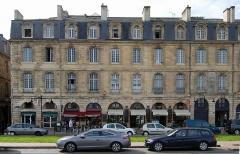 Immeuble - Français:   Immeuble, 8 quai Richelieu (Inscrit, 1951)