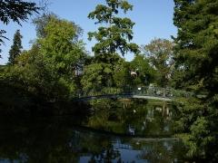 Jardin public - Français:   Le jardin public de Bordeaux, en Gironde.
