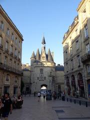 Porte du Palais (ou Porte Cailhau) - Italiano: Porta Cailhau, Bordeaux