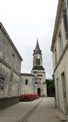 Eglise Saint-Siméon - This building is indexed in the Base Mérimée, a database of architectural heritage maintained by the French Ministry of Culture, under the reference PA00083481 .