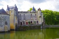 Domaine connu sous le nom de Domaine de Montesquieu ou château de La Brède - This building is indexed in the Base Mérimée, a database of architectural heritage maintained by the French Ministry of Culture,under the reference PA00083490 .