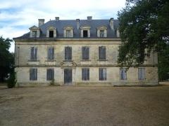 Château de Saige - English: summer 2012